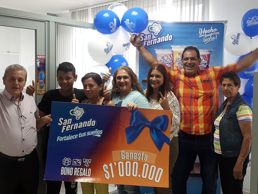 San Fernando cumple lo que promete